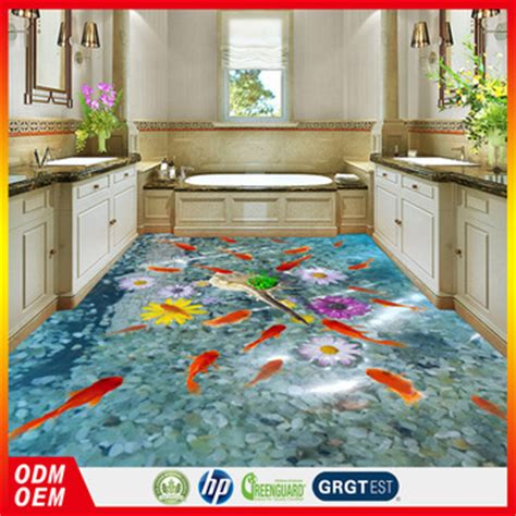 Cheap Eco Friendly Flooring by Cheap Price Eco Friendly Flooring Pvc Stickers 3d Floor