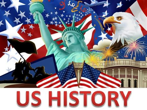 Search For In The Us Us History