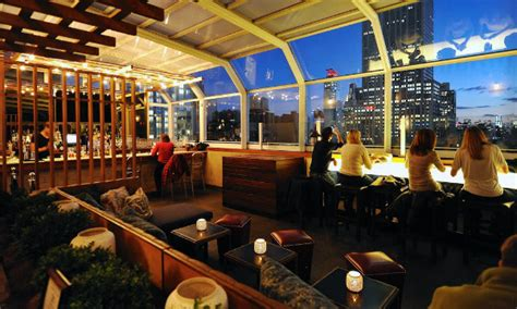 best rooftop bars in nyc new york design agenda