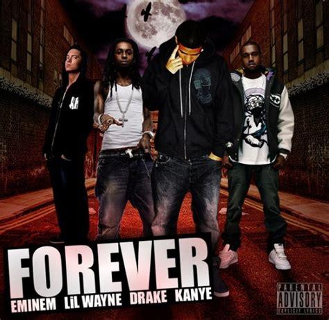 Eminem Forever   forever ft kanye west lil wayne eminem nero remix