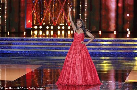 nia imani franklin opera miss america 2019 who is nia imani franklin miss new
