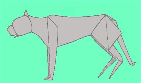Leopard Origami - origamania lionel albertino book