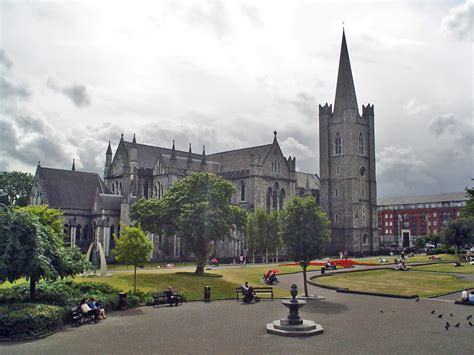 st church dublin 11 graveyards to visit in ireland before you die 183 the