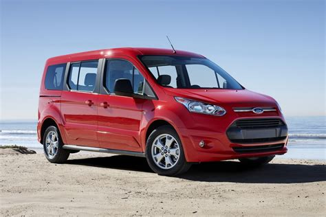 ford transit wagon 2014 ford transit connect wagon unveiled in la video
