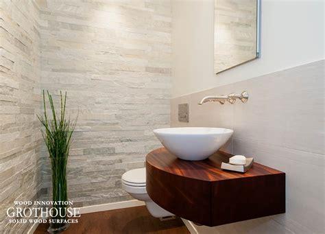 vessel countertops bathroom countertop ideas wood countertop butcherblock and bar