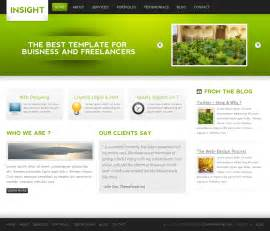 Themeforest Template insight themeforest template by bluz1 on deviantart