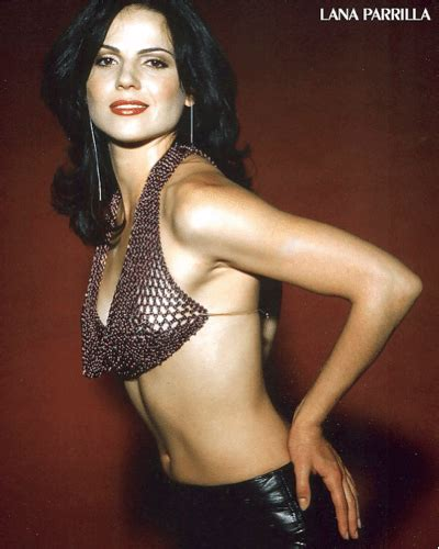 lana parrilla number the geek s guide to fall tv s hottest women 2011
