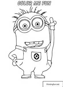 free minions coloring pages free coloring pages of minion gogglescl