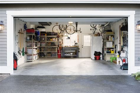 Garage Images Ensure A Lasting Concrete Garage Floor