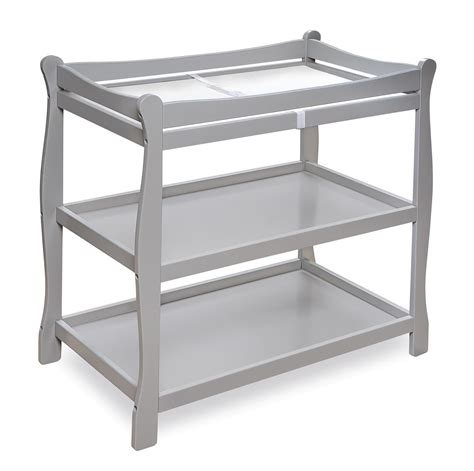Sleigh Style Changing Table Ojcommerce Sleigh Style Changing Table