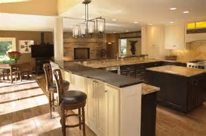 kitchen breakfast bar design ideas some of the most popular types of kitchen breakfast bars