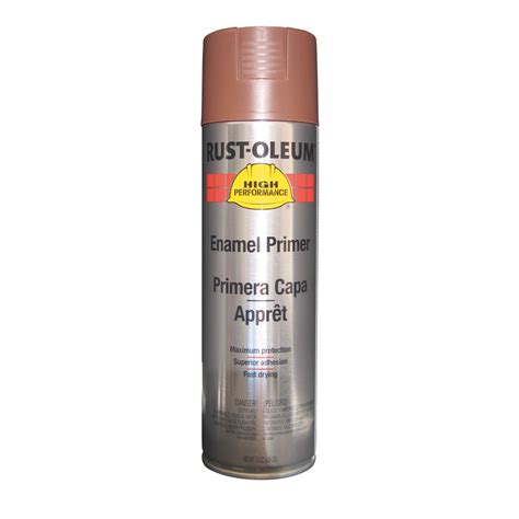 spray paint information shop rust oleum high performance primer rust resistant
