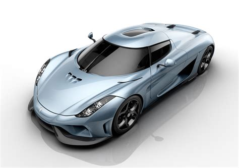 Koenigsegg Regera Revealed In Geneva