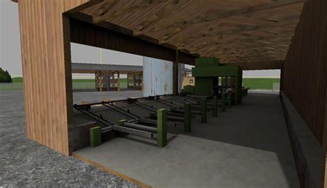 sawmill   ls farming simulator   mod