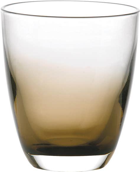 guzzini bicchieri guzzini set 6 bicchieri acqua sabbia bicchieri