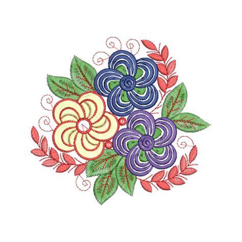 colorful flower design colorful flower design