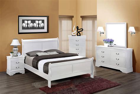 white louis philip bedroom set bedroom furniture sets