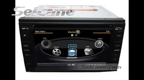 how things work cars 2011 nissan frontier navigation system multimedia gps navigation dvd player for 2001 2011 nissan frontier navara np300 x trail with