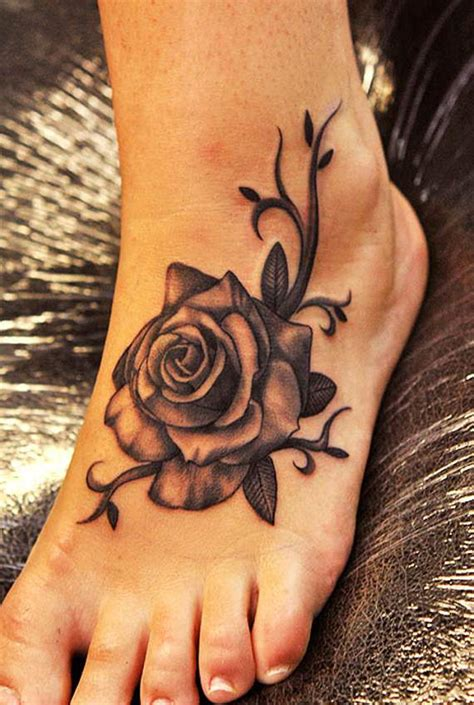 tattoo pain when high 125 gorgeous girly foot tattoos and designs