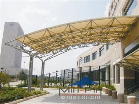 awning structures shed tensile structure fabric tensile structure fabric