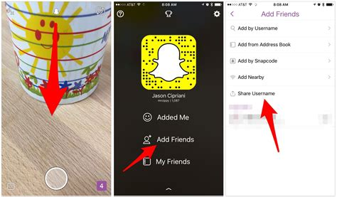 Find To Snapchat How To Find Your Custom Snapchat Url Cnet