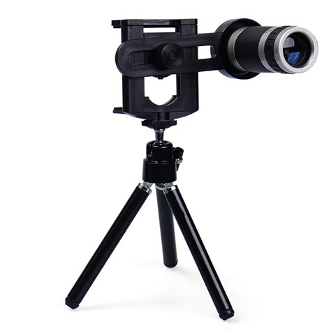 Lensa Telezoom 8 X Zoom mobile phone lens universal 8x zoom telescope