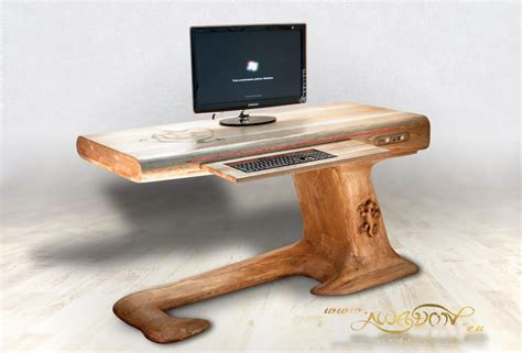 Diy Desk Table by Lizard Desk Diy Computer Desk That Ll Catch Your Eye Damngeeky