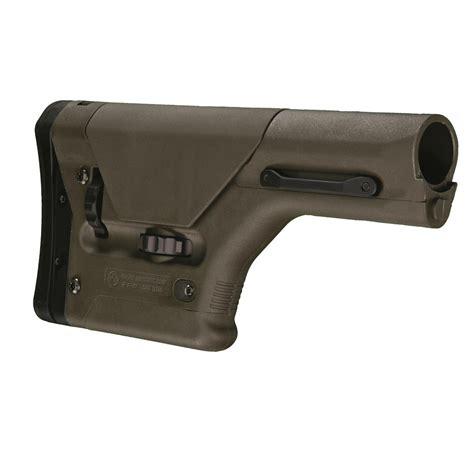 1 Aluminum Blinds Prs Precision Adjustable Ar 15 Stock Olive Drab 690271