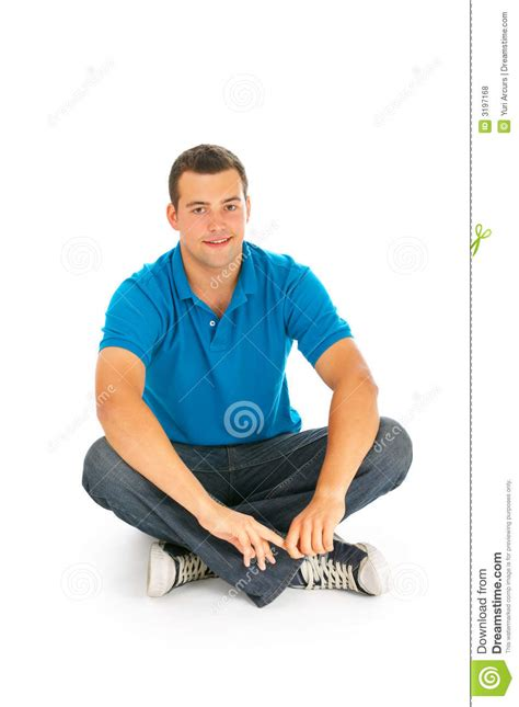 Sit On The by Royalty Free Stock Photos Cool Sitting On The Floor