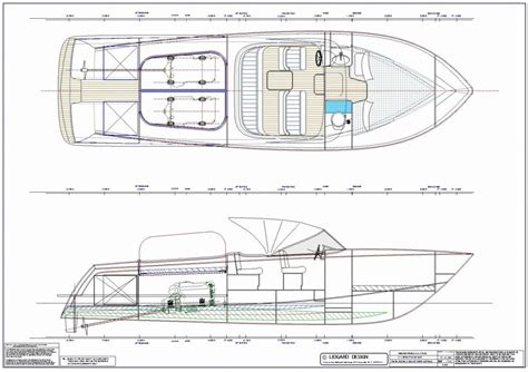 house boat plans classic 32ft retro day boat by lidgard yacht design australia