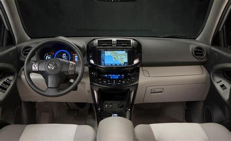 2014 toyota rav4 limited interior car interior design
