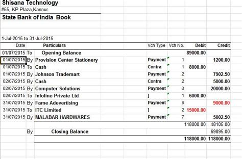 bank leder bank reconciliation in tally erp9 manual reconciliation