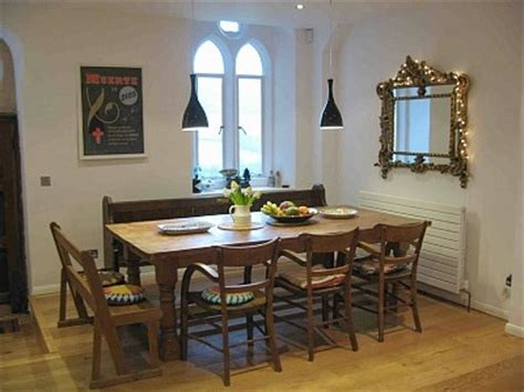 church pew dining bench dining table with a church pew new home pinterest