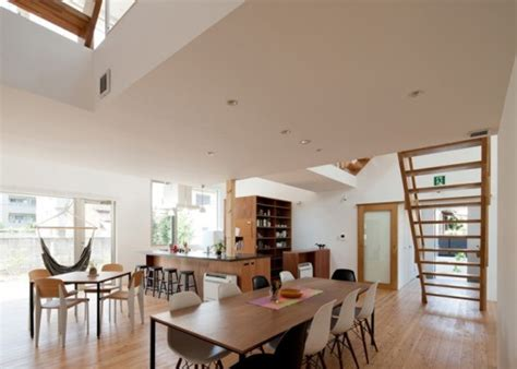 share house 13 bedroom house by naruse inokuma architects puts a fresh spin on the sharing economy