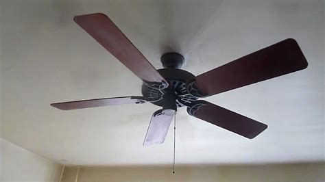 why did my ceiling fan stop working 52 quot hunter original ceiling fan youtube