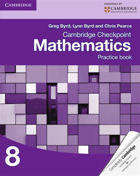 cambridge checkpoint mathematics practice book 8 by cambridge university press education issuu