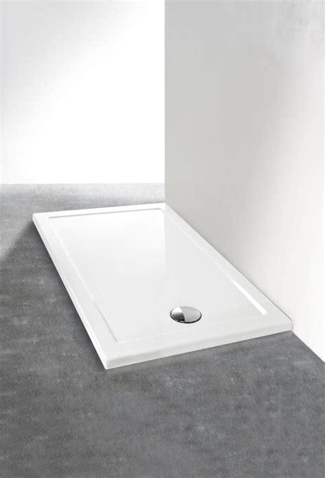 piatto doccia acrilico o ceramica piatto doccia in acrilico rettangolare o quadrato
