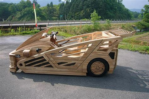 Auto Aus Holz wood you believe it japan s intriguing new supercar