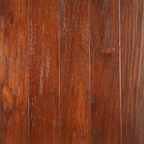 Scraped Hardwood Floors by Lm Flooring Gevaldo Scraped Sucupira Preta