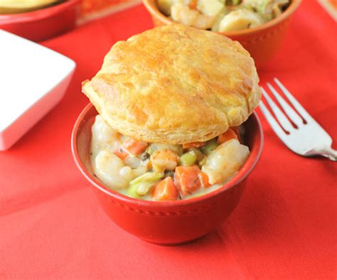 seafood pot pie seafood pot pie