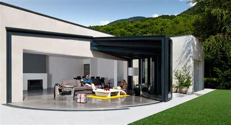 veranda qui s ouvre agrandissement maison avec une v 233 randa circulaire