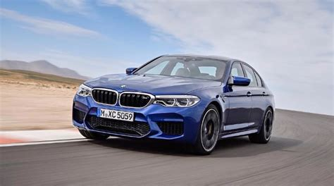 2018 bmw m5 f90 leaked looks amazing in official photos