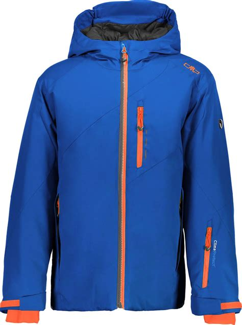 Royal Jacket cmp ski jacket with boy royal blue 3w06874 n951