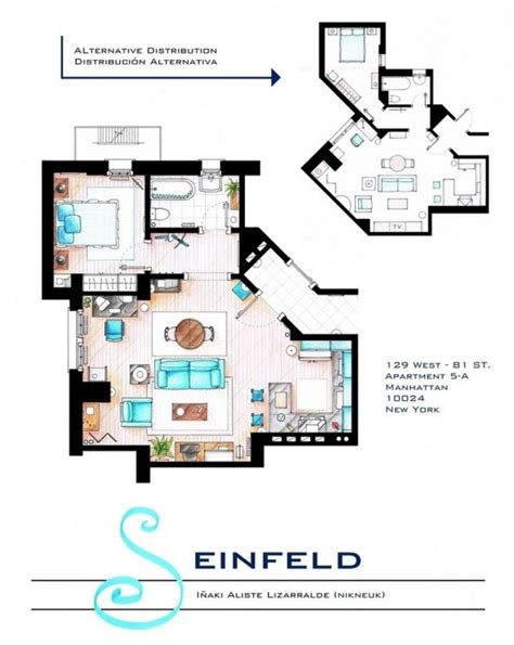 two and a half men house floor plan i 241 aki aliste lizarralde hand drawn floor plans of popular