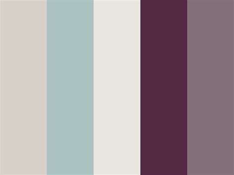 quot suprise quot by ivy21 blue cream grape grey mauve off white plum purple teal color