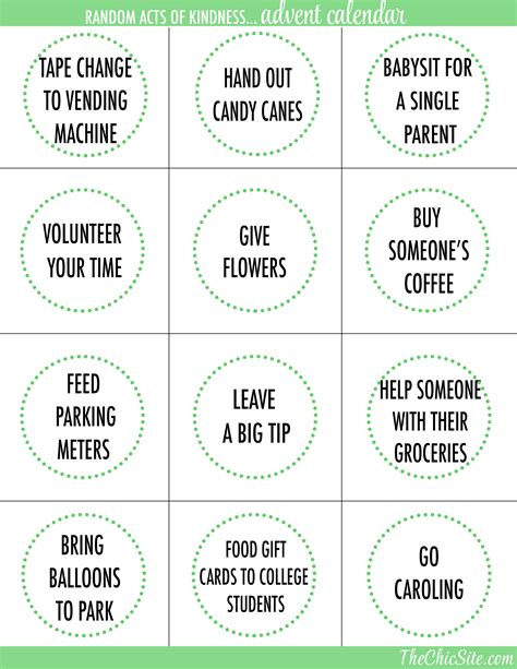 printable acts of kindness advent calendar grinch on pinterest grinch grinch christmas and grinch