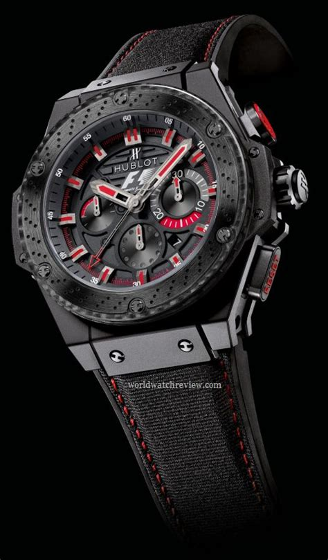 Hublot Premium Quality Mesin Automatic the remarkable hublot f1 king power ceramic replica automatic chronograph for best