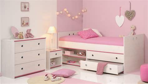 Bett Mit Nachttisch by Bett Mit Nachttisch Und Kommode Smoozy 23b Wei 223 Pink Sb