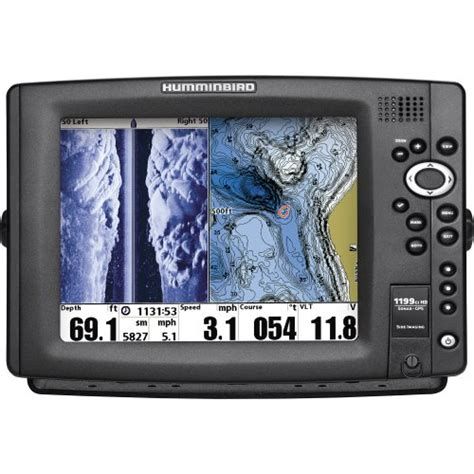 Gps Finder Fish Finder Gps Combo Humminbird 409230 1 1199ci Hd Si Gps And Sonar Combo Fish