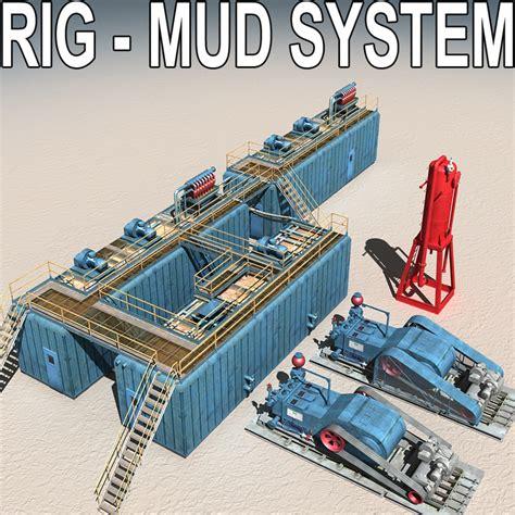 land rig layout pdf maya derrick mud land rig